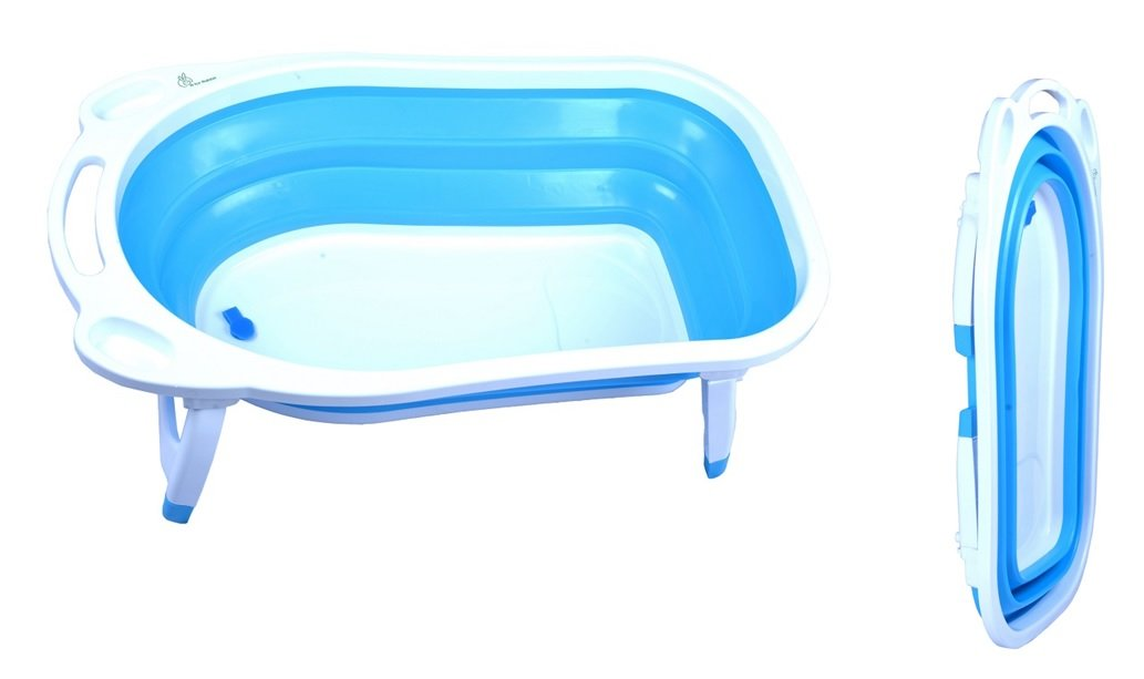 Buy R For Rabbit Baby Bather-Baby Bath Tub - Folding Bath Tub ...