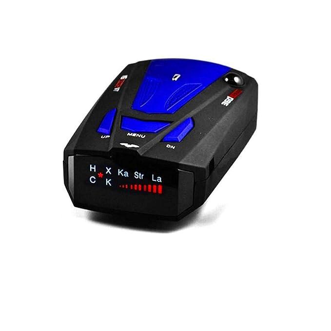 Lazaga Radar Detector