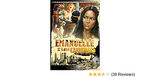 Amazon.com: Emanuelle and the Last Cannibals: Laura Gemser ...