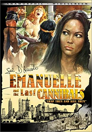 Last cannibals laura gemser