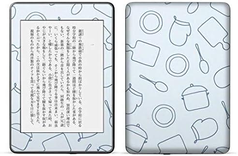 igsticker kindle paperwhite 第4世代 専用スキンシール キンドル ペーパーホワイト タブレット 電子書籍 裏表2枚セット カバー 保護 フィルム ステッカー 050753