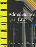Administrative Law, Jack M. Beermann, 0735512469