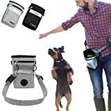 Pets Corner Market Dog Pet Puppy Obedience Agility Bait Training Food Treat Pouch Bag Snack Reward Waist Bag Training & Behaviour Aids