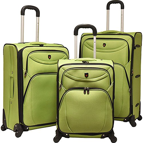 Travelers Club Luggage 3 Piece
