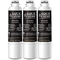 AQUACREST DA29-00020B NSF 401,53&42 Replacement Refrigerator Water Filter, Compatible with Samsung DA29-00020B, DA29-00020A, HAF-CIN/EXP, 46-9101 Water Filter (Pack of 3)