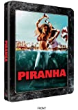 Piranha: Limited Steelbook Edition [Blu-ray + DVD]