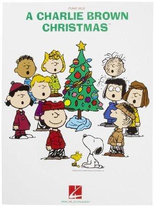 Hal Leonard A Charlie Brown Christmas, Piano Solo Book