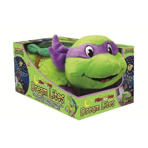 (Pillow Pets Dream Lite TNT - Donatello)