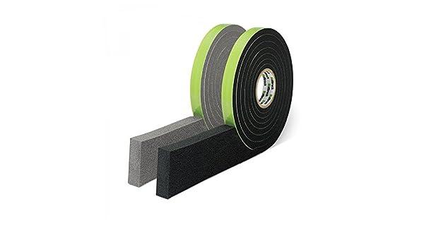 7 - 12 mm, cinta de espuma expansiva, TP600 (caja de 10): Amazon.es: Bricolaje y herramientas