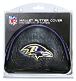 NFL Baltimore Ravens Mallet Putter Cover, Outdoor Stuffs