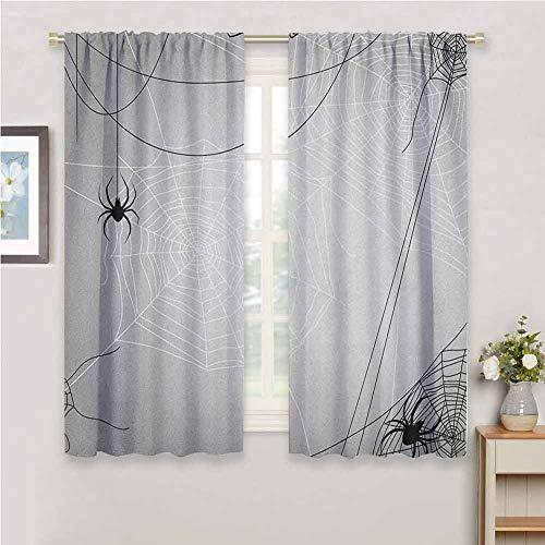 GUUVOR Spider Web Room Darkened Heat Insulation