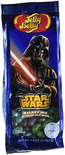 Jelly Belly 7.5 oz Star Wars Jelly Bean Bag 76881 ()