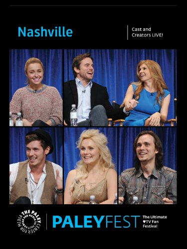 Nashville  Cast And Creators Live At Paleyfest