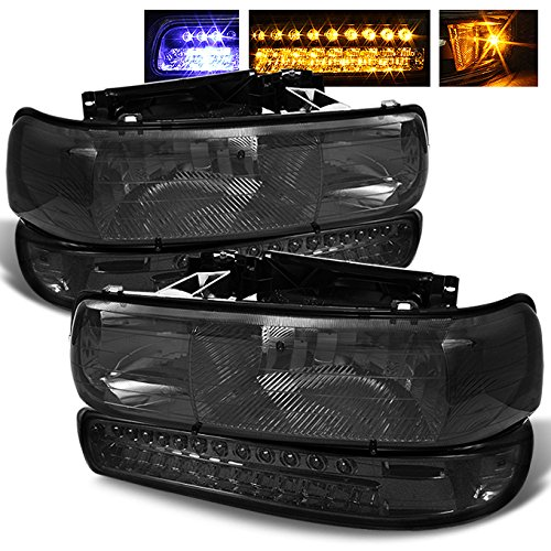 02 chevrolet led headlights - 4