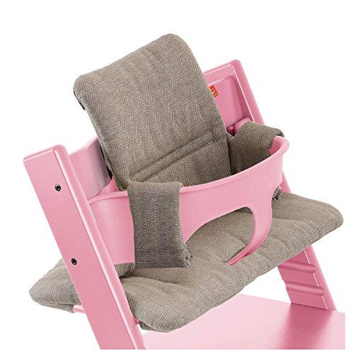 Stokke Tripp Trapp Chair Cushion, Hazy Tweed