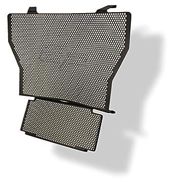 Evotech rendimiento BMW s1000r-rr-hp4-xr Radiador y protector de aceite kit