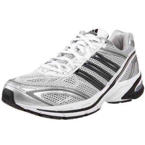 Supernova Adidas Shoes Glide (adidas Men's Supernova Glide, White/Black/Silver)