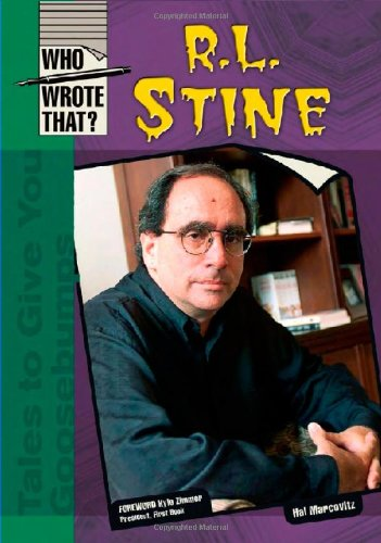 Download R.l. Stine (Who Wrote That?) ebook
