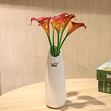 Amazon Emulation Flower Feel The Hoofs Of Pu Lin Table Bottle