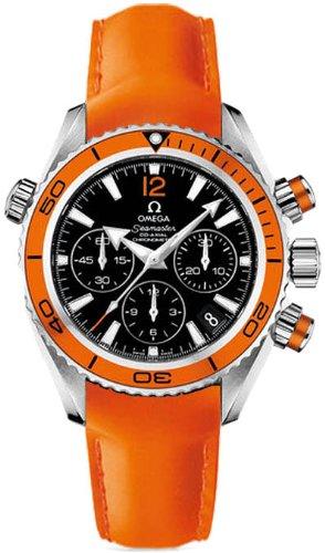 Omega 22232385001003 - Reloj para Mujeres Color Naranja: Amazon.es: Relojes