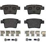 Brembo P24063 Rear Disc Brake Pad - Set of 4