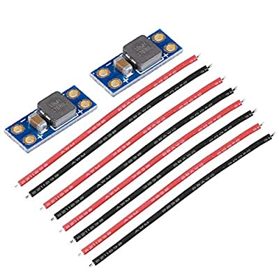 iFlight 2pcs LC Filter 5-30V Power Supply 3A Filter Module for FPV Transmitter VTX FPV Racing Drone Quadcopter: Toys & Games