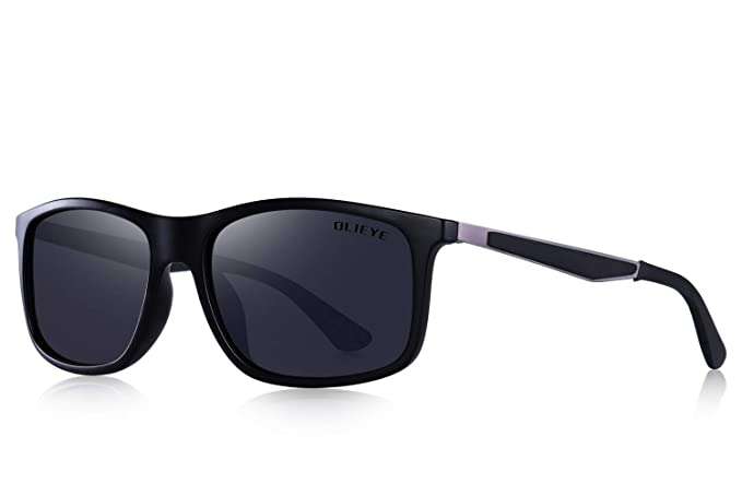 Amazon.com: OLIEYE Gafas de sol polarizadas deportivas ...