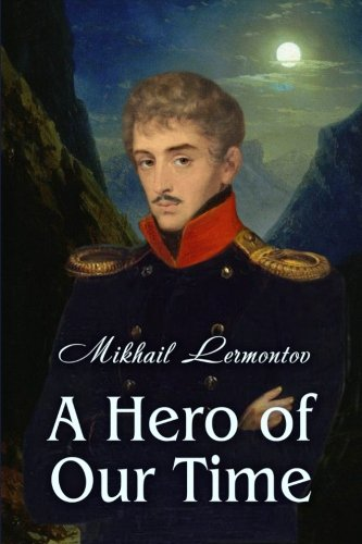 Book cover for A Hero of Our Time