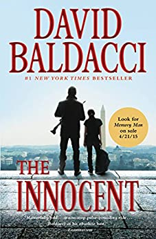 The Innocent (Will Robie Book 1) by [Baldacci, David]