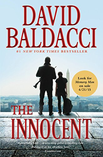 The Innocent (Will Robie Book 1) cover