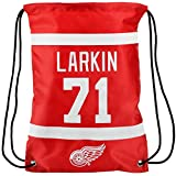 FOCO Detroit Red Wings Larkin D. #71 Player Drawstring Backpack