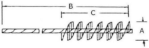 Brushtech 3//4-Inch Diameter 36-Inch Long Tube and Cylinder Brush