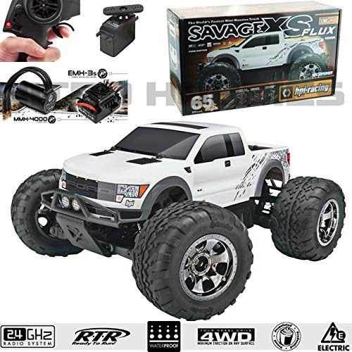 HPI Racing 115125 Savage XS Raptor RTR Toy from HPI Racing