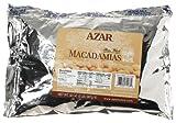 Azar Nut Company Macadamia Nuts, Whole Raw, 32-Ounce Resealable Bag
