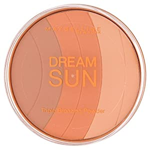 Gemey-Maybelline - Dream Sun Trio - Poudre bronzante - 02 brunette