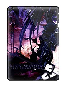 Case - Tpu Case Protective ForIpod Touch 4- Black Rock Shooter Insane Black Rock Shooter