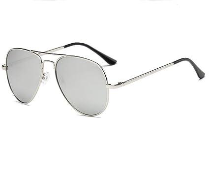 BIGBOBA Blanco Gafas de Sol 524a5075b1ac