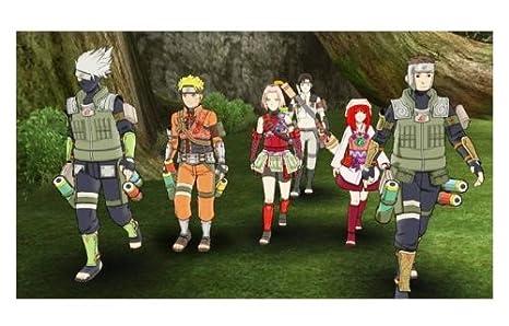 Naruto Shippuden : Dragon blade chronicles [Importación ...