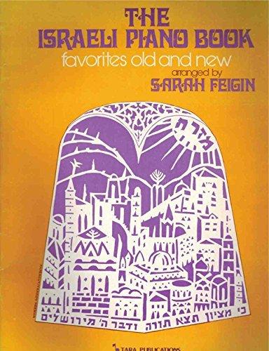 The Israeli Piano Book