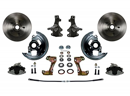 (GPS Automotive FC1003SM - Spindle Mount Kit With 2