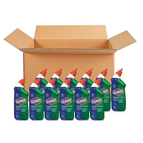 Clorox Toilet Bowl Cleaner Fresh Scent 1.5PT (24FL.OZ.) 709ml