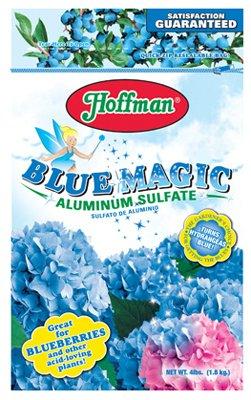 Small Hydrangea (Hoffman 66505 Aluminum Sulfate, 4 Pounds)