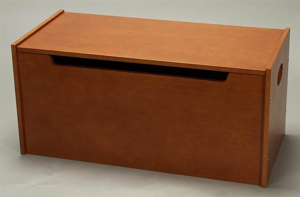 Gift Mark Toy Box - Honey