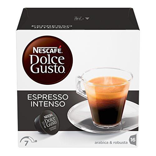 Nestle Dolce Gusto Coffee Espresso Intenso, 16 ct