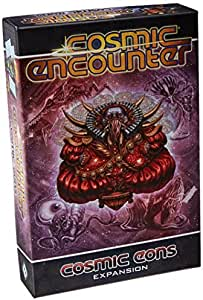 Cosmic Encounter Cosmic Eons Expansion Card Game