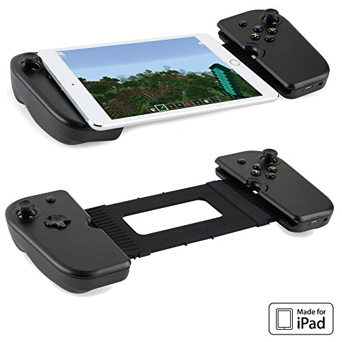 Gamevice Controller Gamepad - iPad mini (Apple MFi Certified) for iOS Gaming Controller, iPad Game Accessories [DJI Spark Drone Flight Control] iOS, iPad Accessories (NEW 2018 Edition)