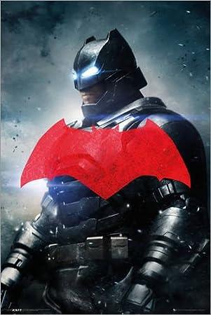 Póster Batman Vs Superman - Batman Solo - cartel económico ...