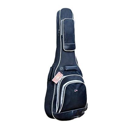 Funda de Guitarra Estuche Transporte de Guitarra para 41/42 Pulgadas ...