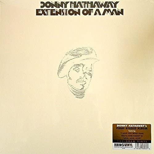 Extension of a Man [VINYL]