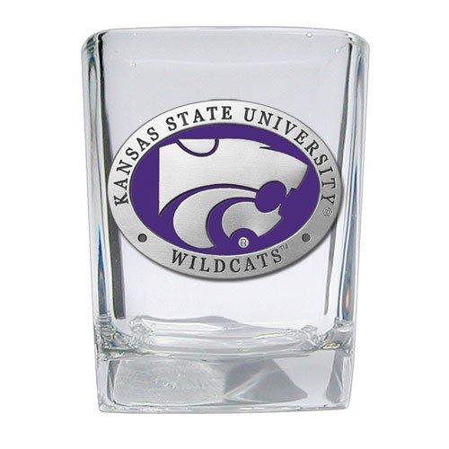 Kansas State Wildcats Square Shot Glass Set ()